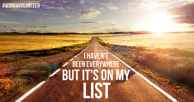 I haven't be everywhere but it's on my list